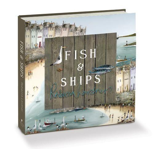 Fish and Ships by Rebecca Lardner - book ZLAR102