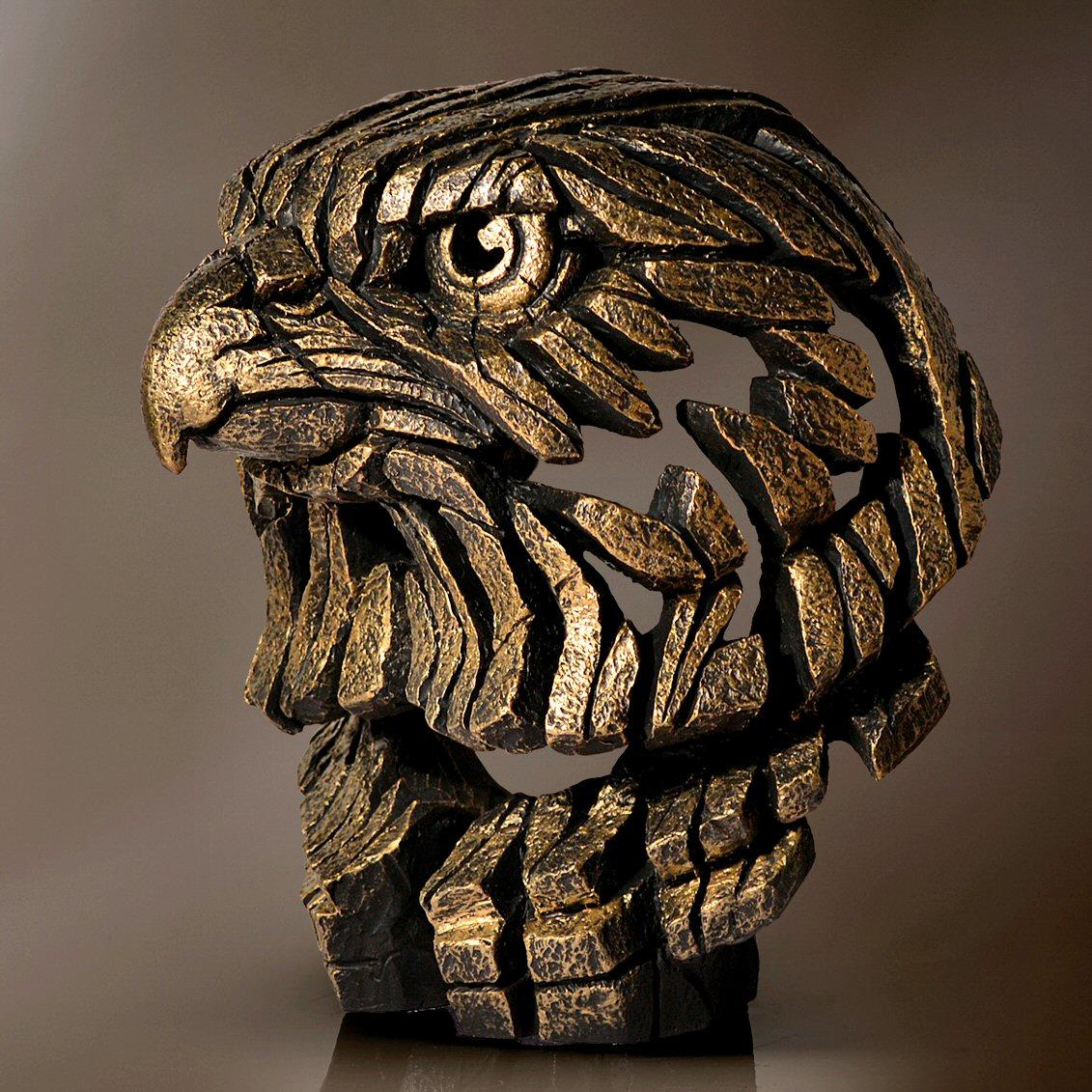 Falcon Bust - Golden EDB11G EDGE by Matt Buckley