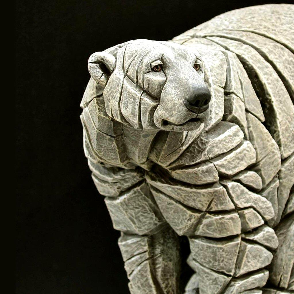 Polar Bear - EDGE Sculpture ED30