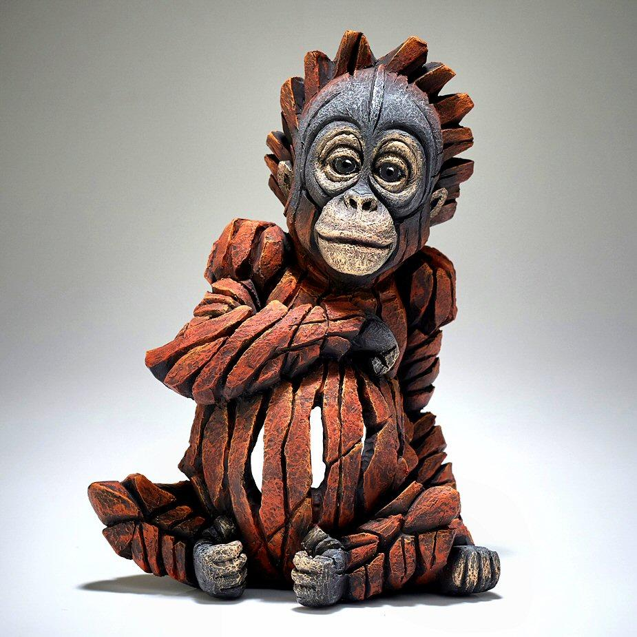 Baby Orangutan ED28 EDGE by Matt Buckley