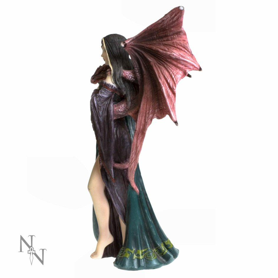 Soul Mates - Dragon Figurine by Anne Stokes - Nemesis Now NOW4006