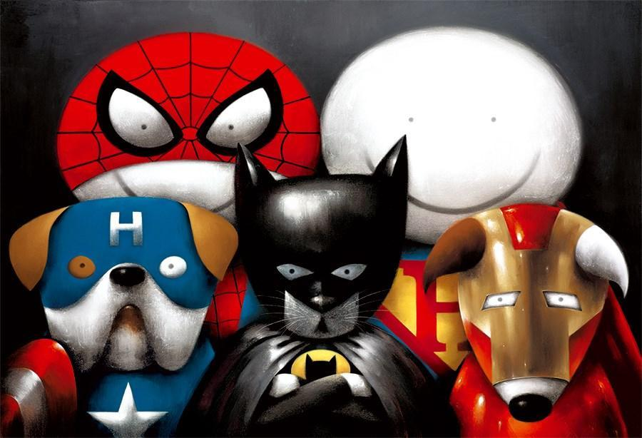 Dream Team! by Doug Hyde - DeMontfort ZHYD656