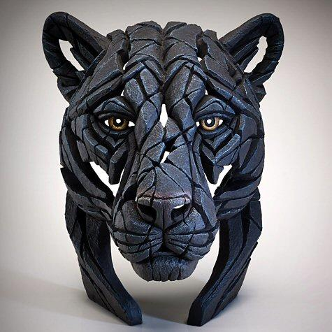 Black Panther Bust  EDB21 EDGE by Matt Buckley