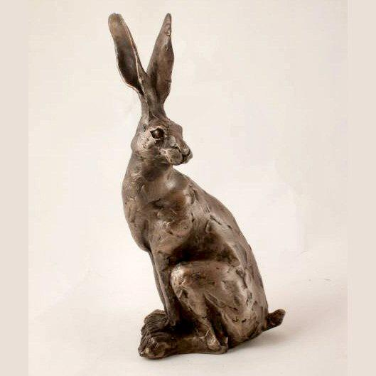 Sitting Hare - Small  (SA009) by Paul Jenkins