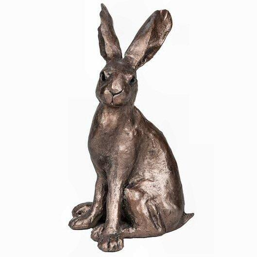 Hugh - sitting hare  (S189) by Paul Jenkins