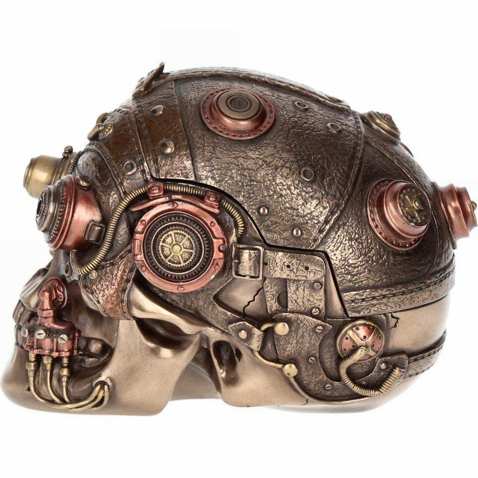 Cranial Optic Enhancer - Steampunk Skull - 1D1173D5