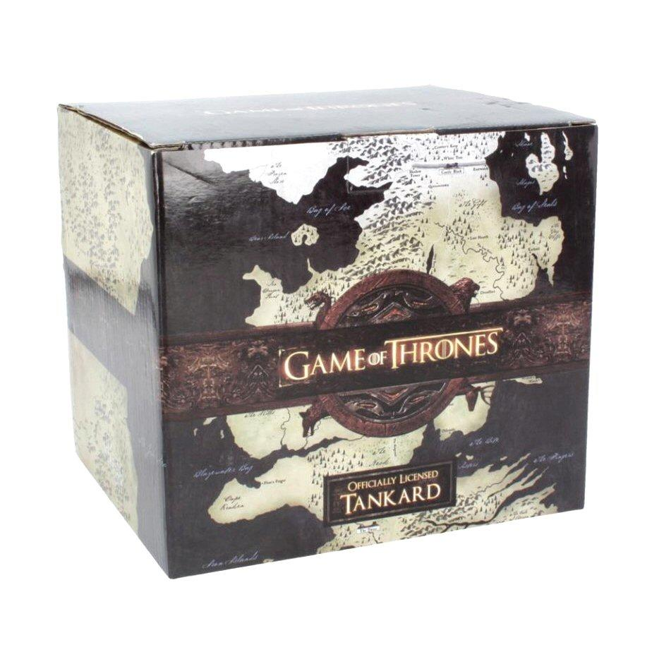 The Seven Kingdoms Tankard - Game of Thrones - Nemesis Now B3695J7