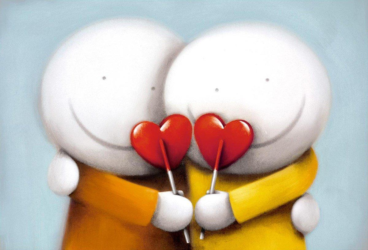 Sweethearts by Doug Hyde - DeMontfort ZHYD641