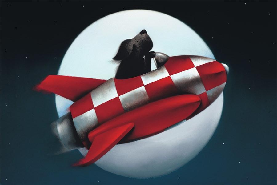 The Moon and Back by Doug Hyde - DeMontfort ZHYD661