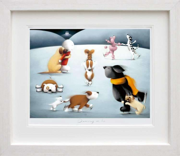 Dancing on Ice by Doug Hyde - DeMontfort ZHYD585