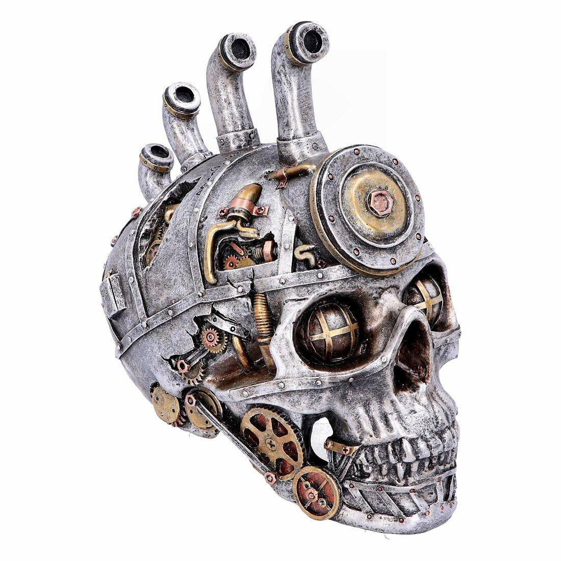 Pipe Dream - Steampunk Sculpture - Nemesis Now U4776P9