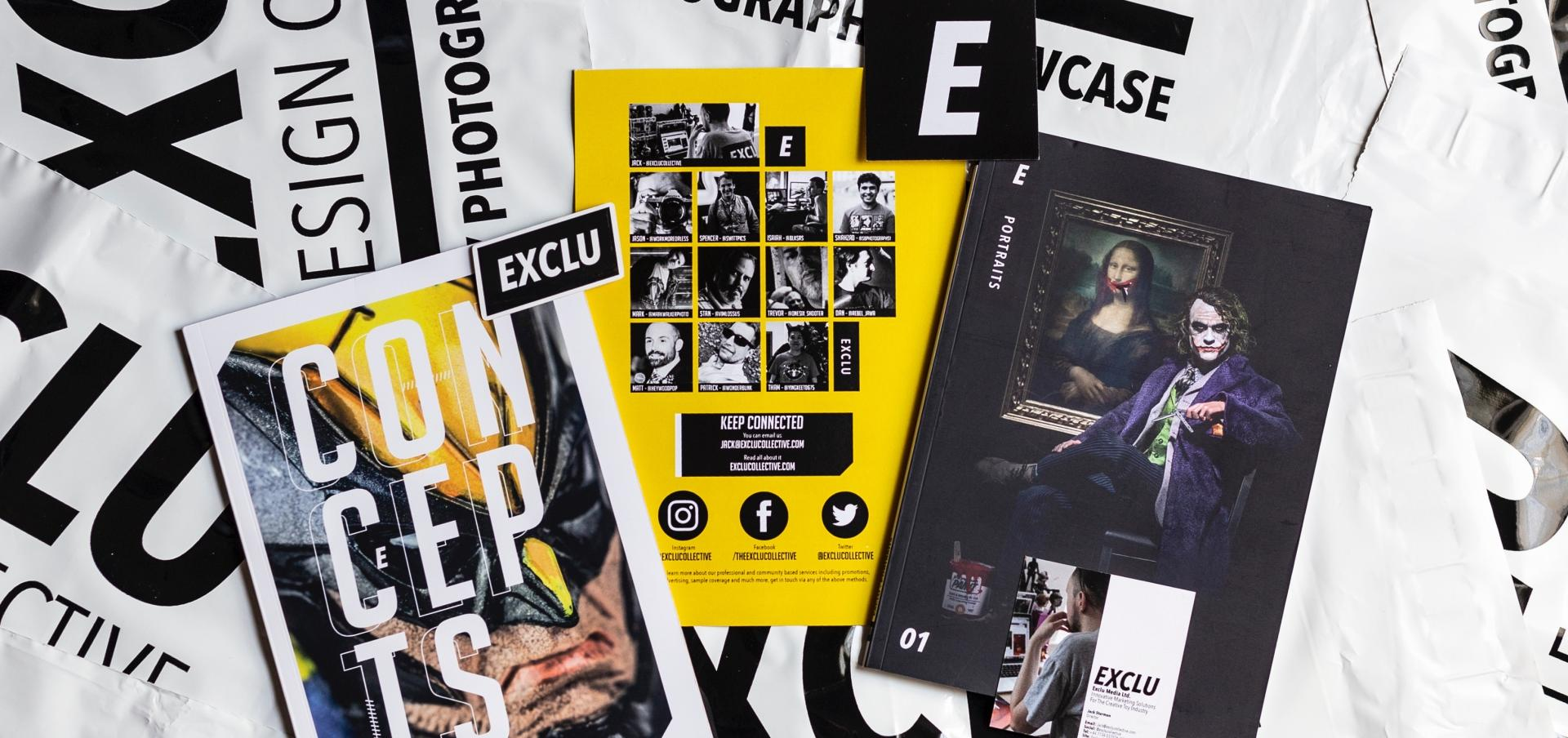 The exclu collective <br> Toy Magazine, News, Reviews & Showcasing Platform