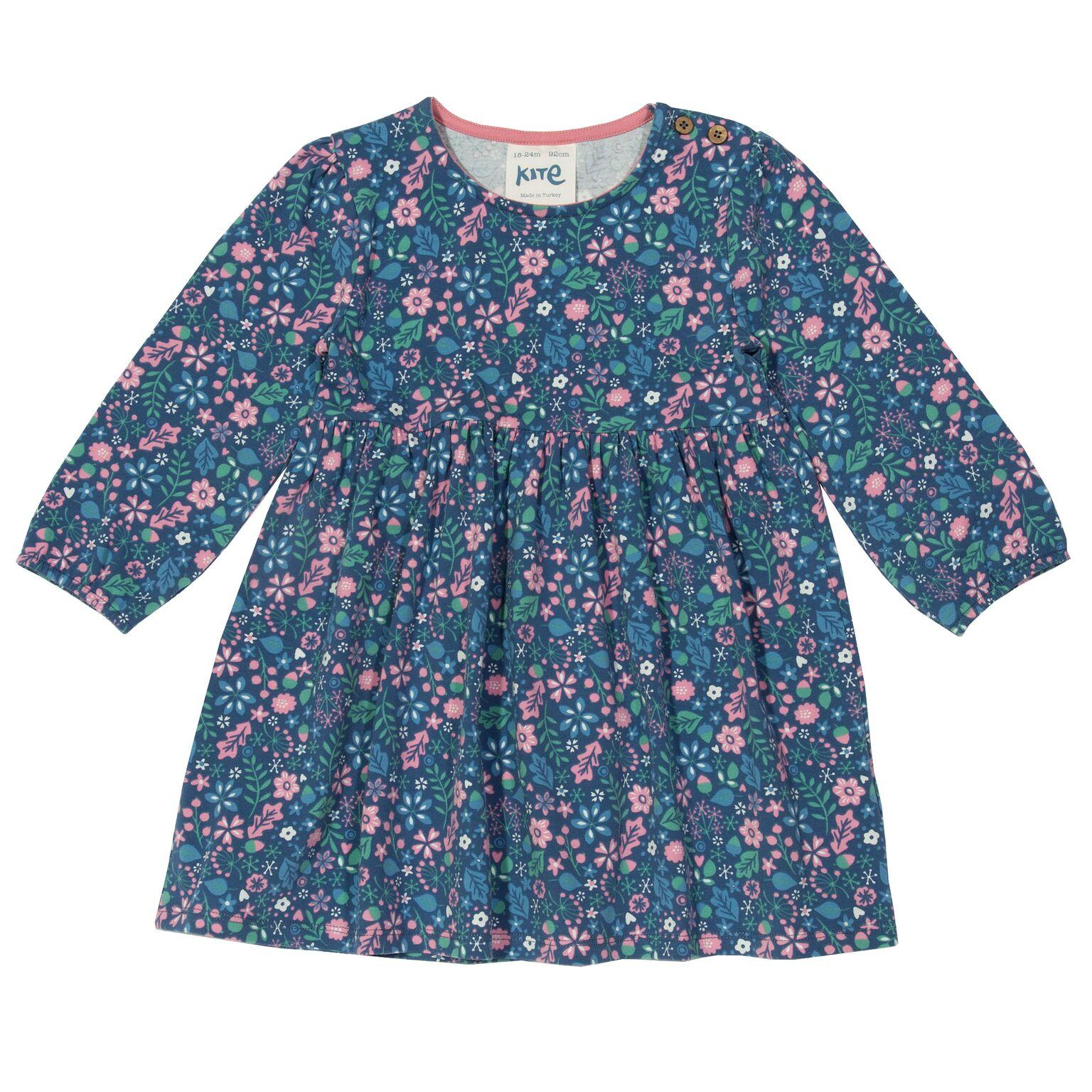 Kite Acorn Ditsy Dress front
