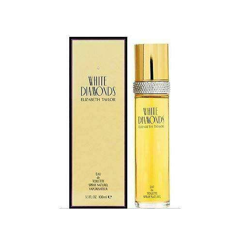 Elizabeth Taylor White Diamonds 100ml EDT Spray Ladies