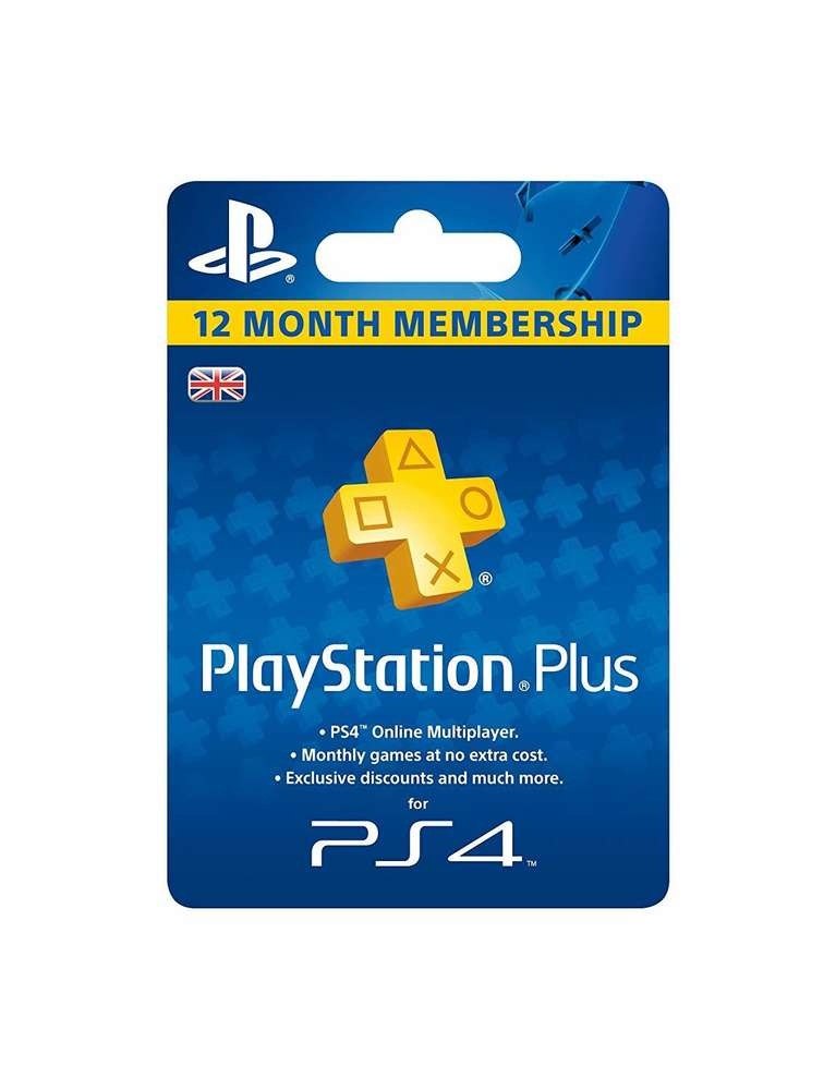 sony playstation plus 23 months uk