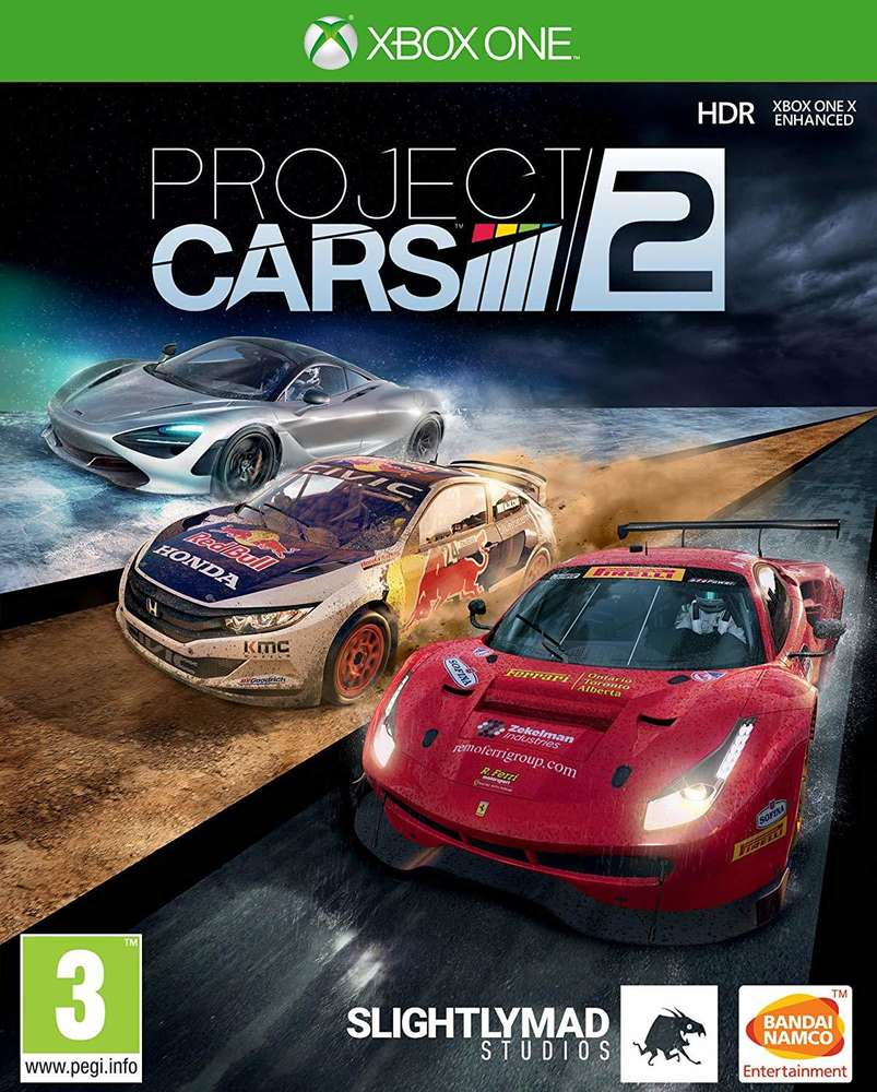 Project Car 2 Xbox One