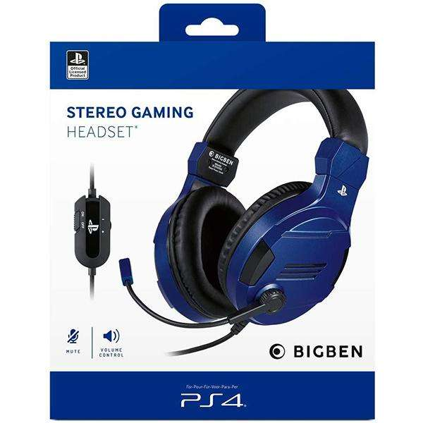 bigBen ps4 stereo headset v3