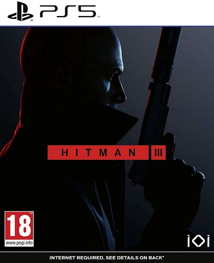 Hit Man iii PS5