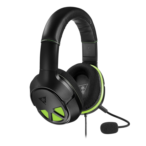 turtle beach wired ear force xo chat headset