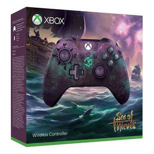 official xbox one wireless controller sea of thieves limited edition