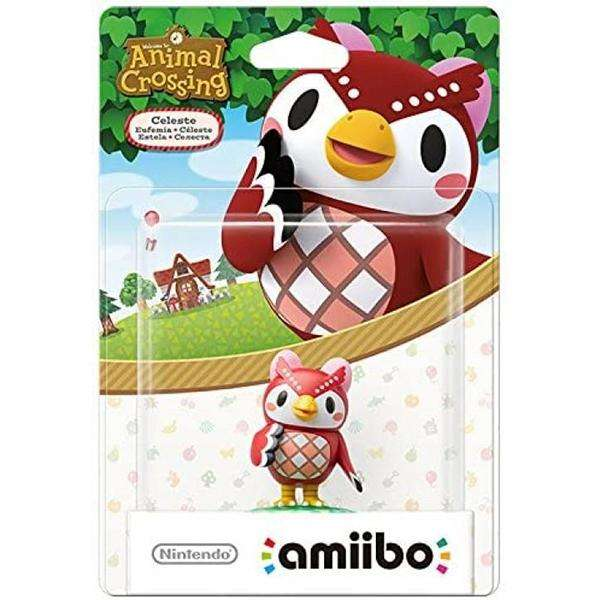 celeste amiibo - animal crossing