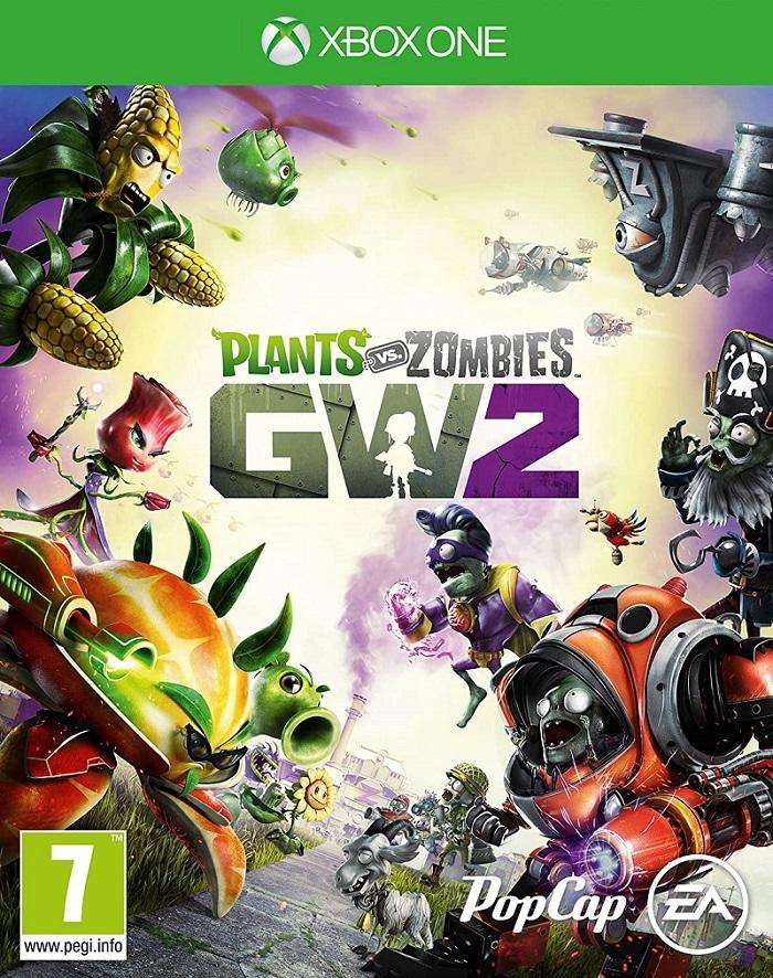 plant vs zombie garden warfare 21