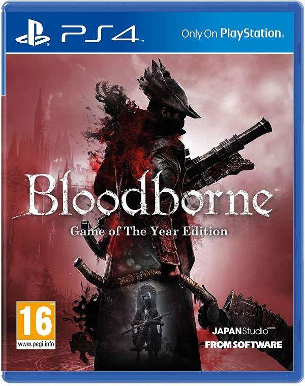 Bloodborne PS4 GOTY Edition