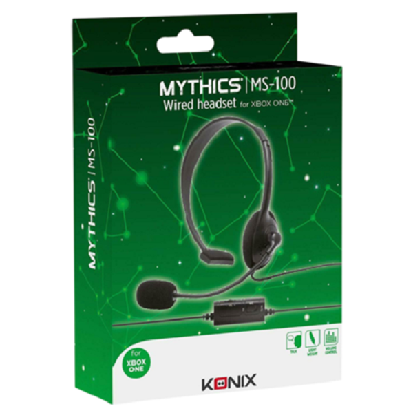 MYTHICS MS-100 CHAT GAMING HEADSET