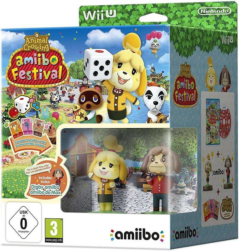 Animal Crossing Amiibo Limited Edition