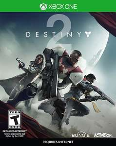 buy destiny 2 xbox one