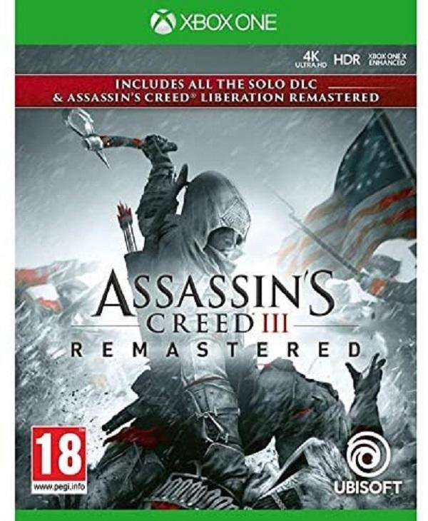 assassin's creed remastered xbox one