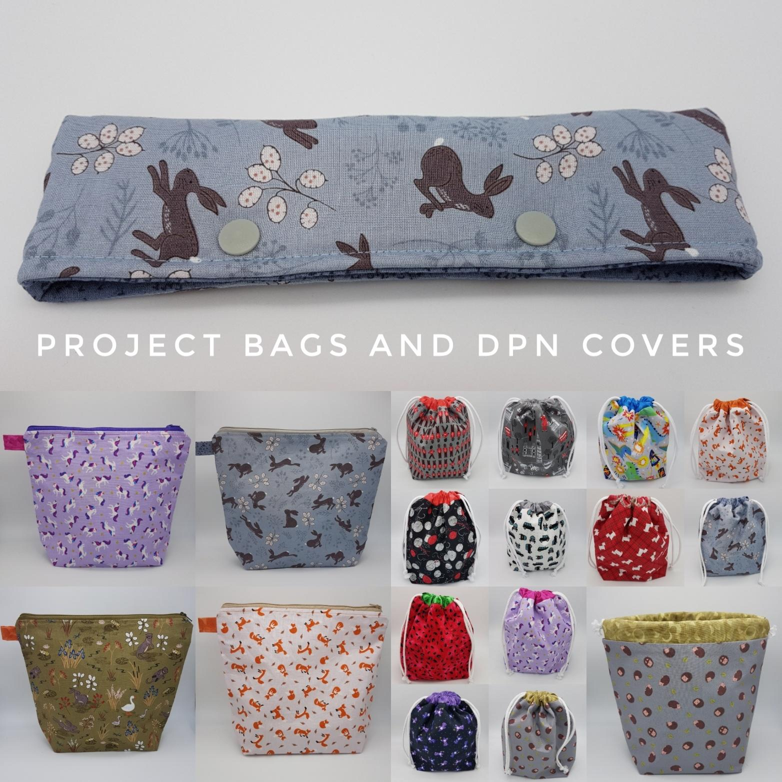 Project Bags & DPN covers