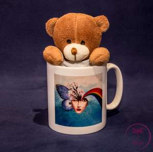 Empyreal Mug and Branded Bear