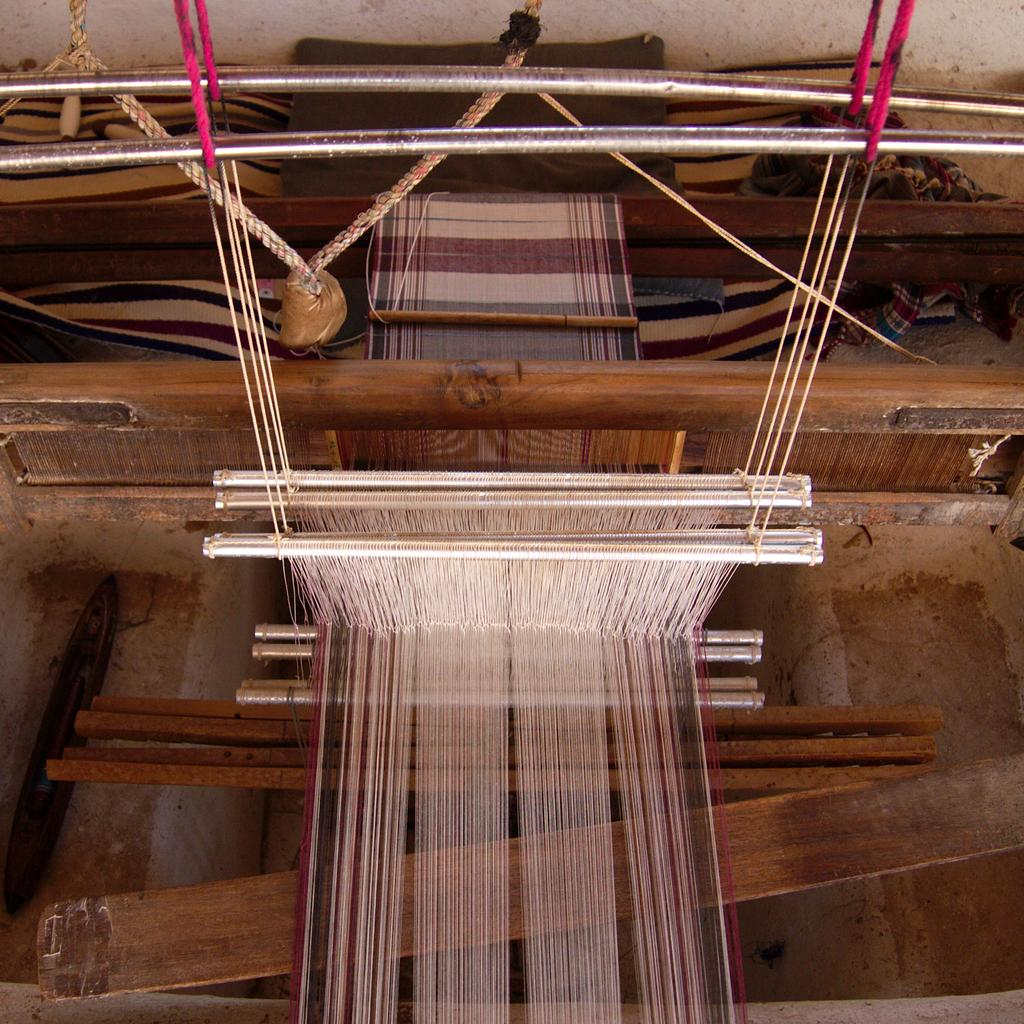 An Introduction to Handloom Weaving