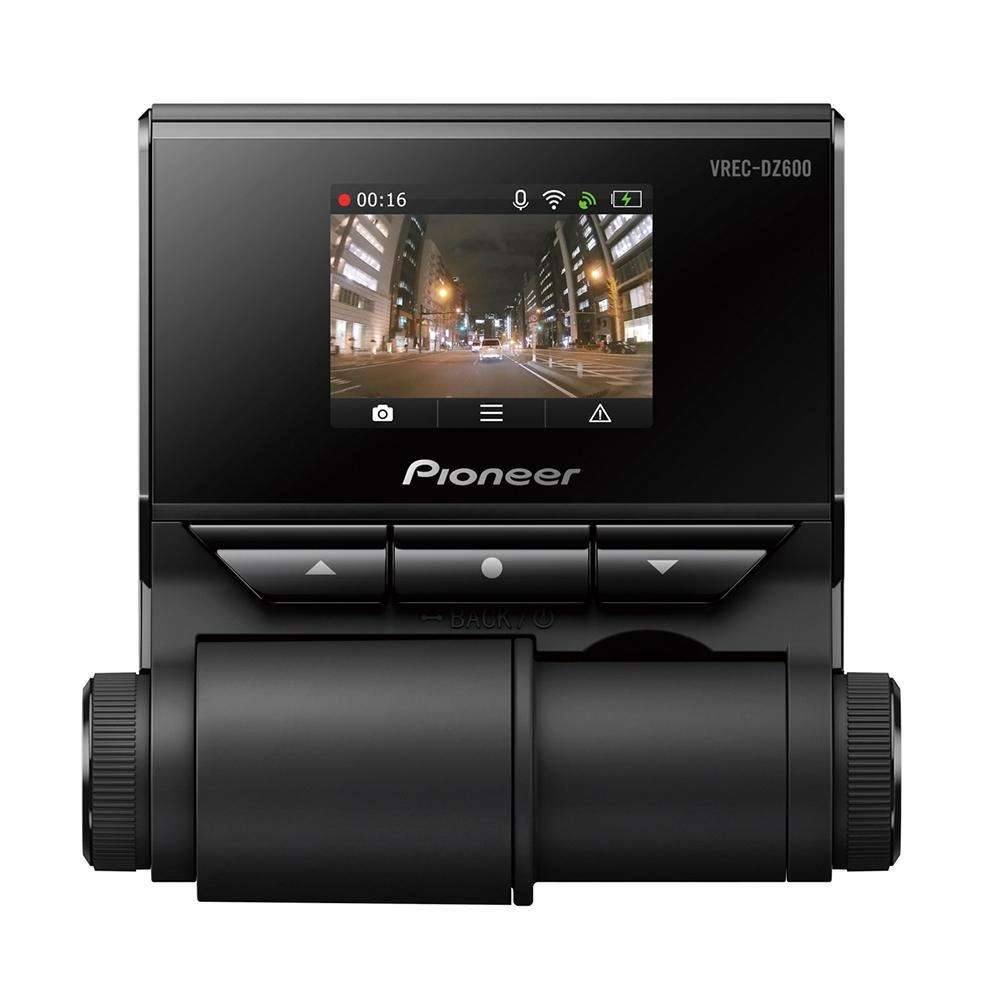 Pioneer VREC-DZ600 Dash Camera