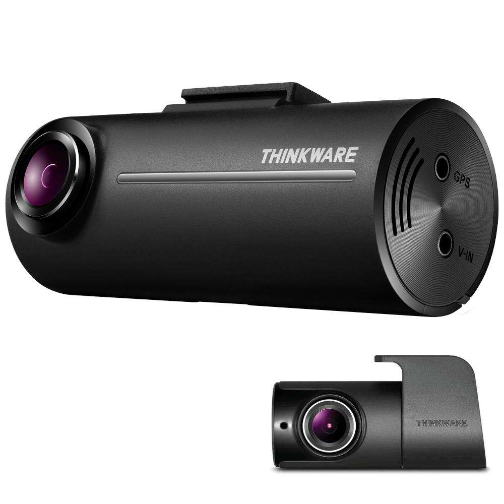 Thinkware F100 Dash Cam front and rear