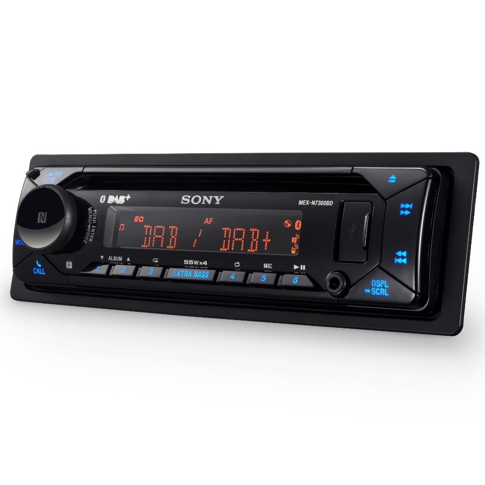 Sony MEX-N7300BD car radio