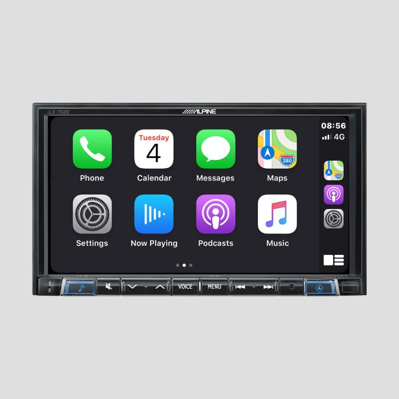 Apple CarPlay Stereos, Retrofit Integration and Installation
