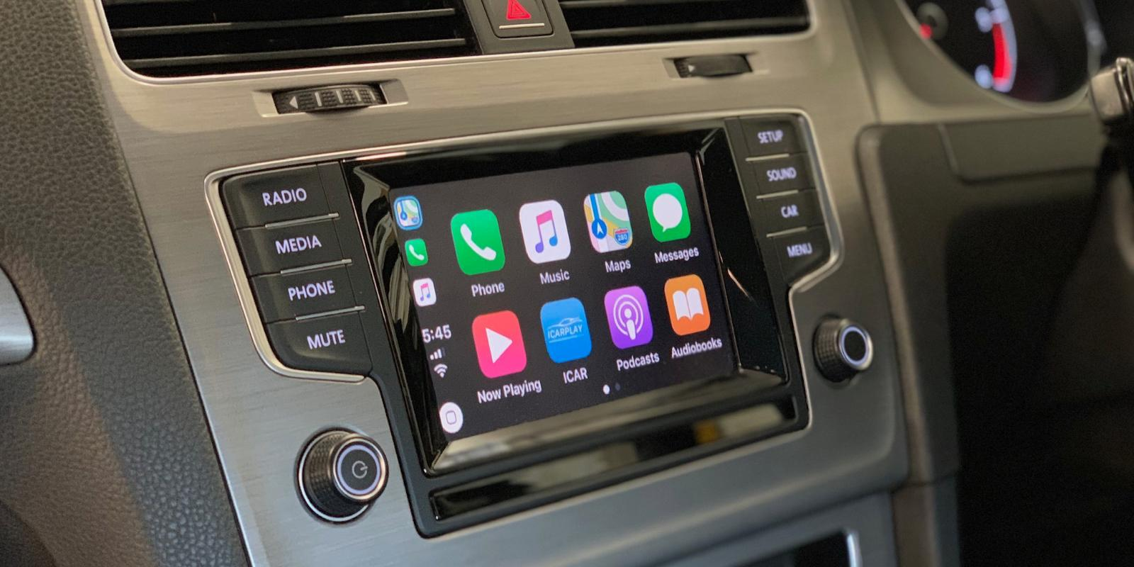 Retrofit Apple Carplay Audi Bmw Mercedes Mini Porsche Vw