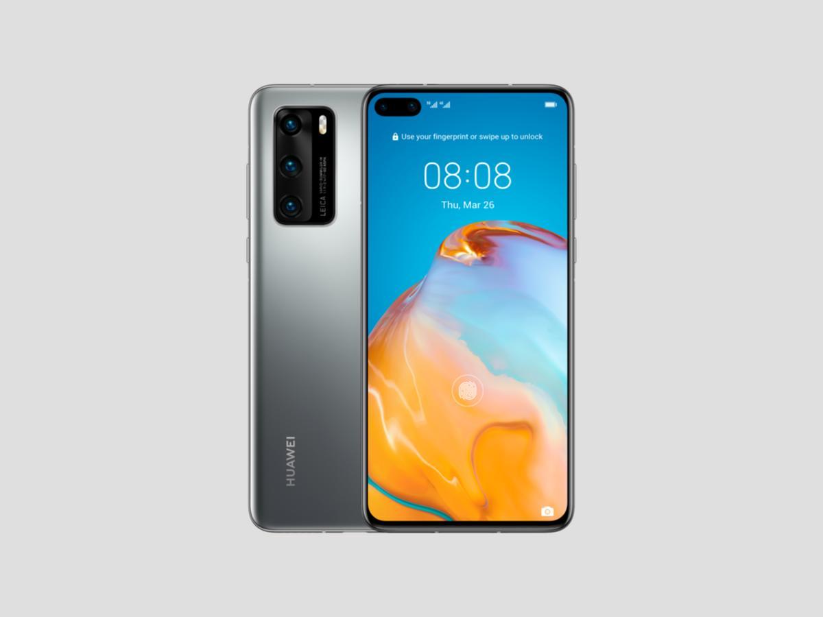 Huawei P Series