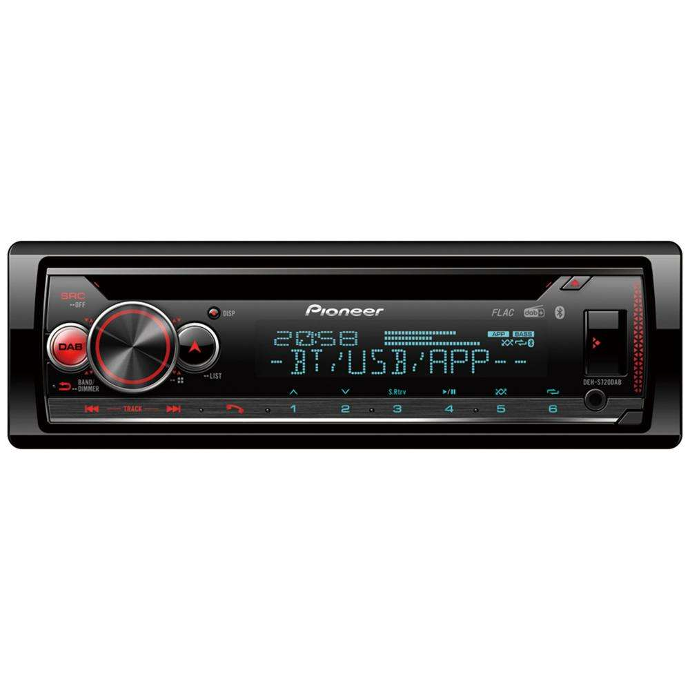 Pioneer DEH-S720DAB car stereo