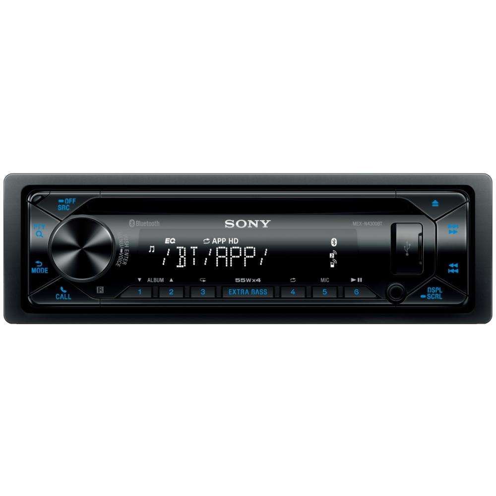 Sony MEX-N4300BT car stereo