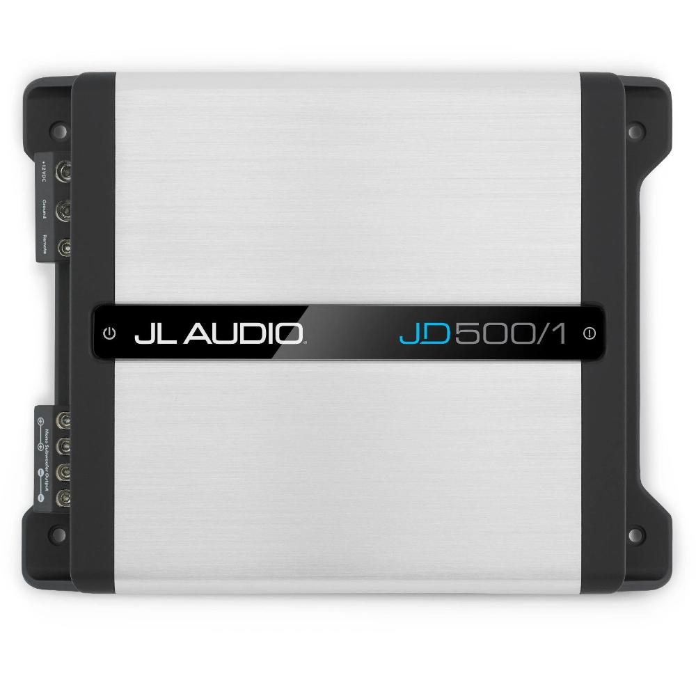 JL Audio JD500/1 JD Series mono
