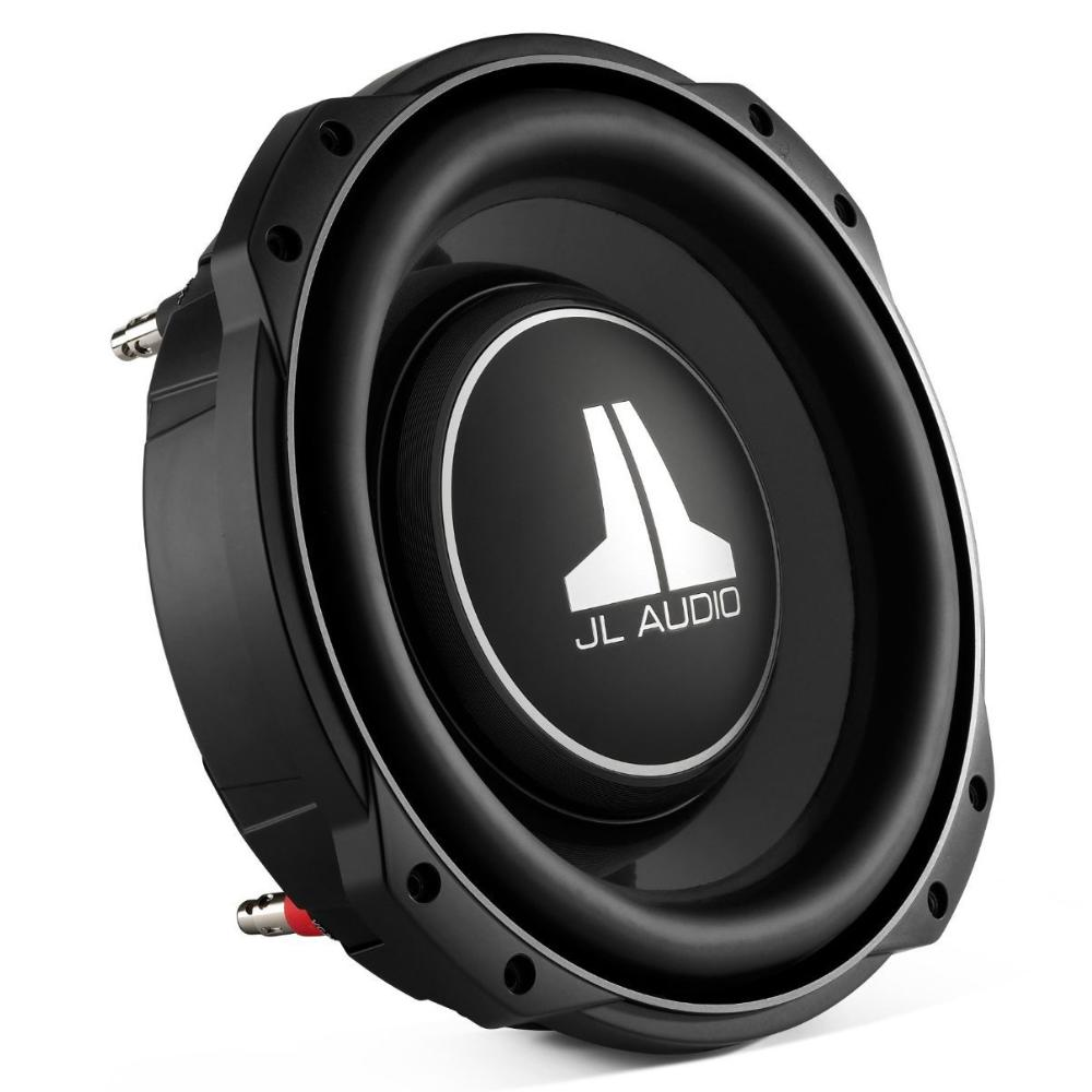 JL Audio 10TW3-D8 shallow mount sub