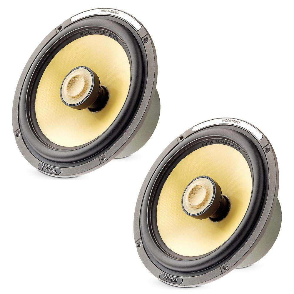 Focal EC 165K K2 Power Series speakers