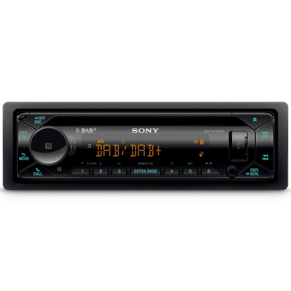 Sony MEX-N7300BD dab digital radio