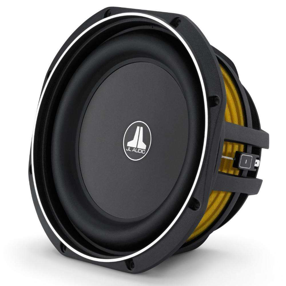 JL Audio 10TW1-4 shallow mount subwoofer