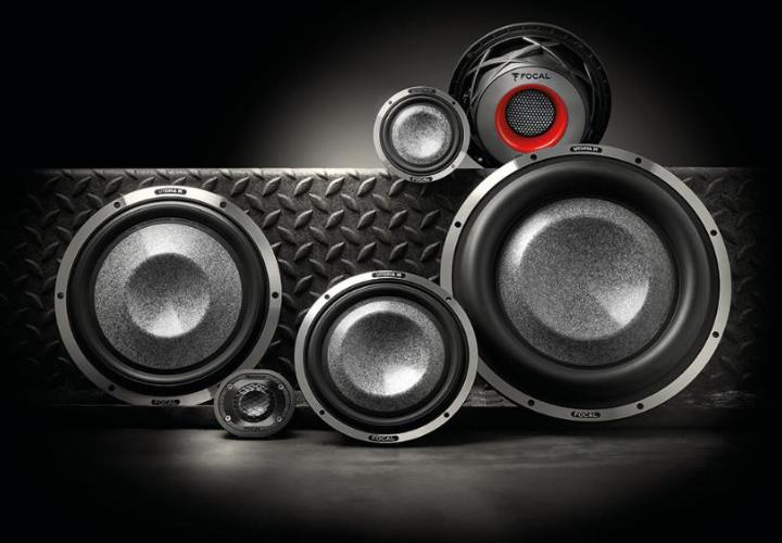 Focal Utopia M Car Speakers