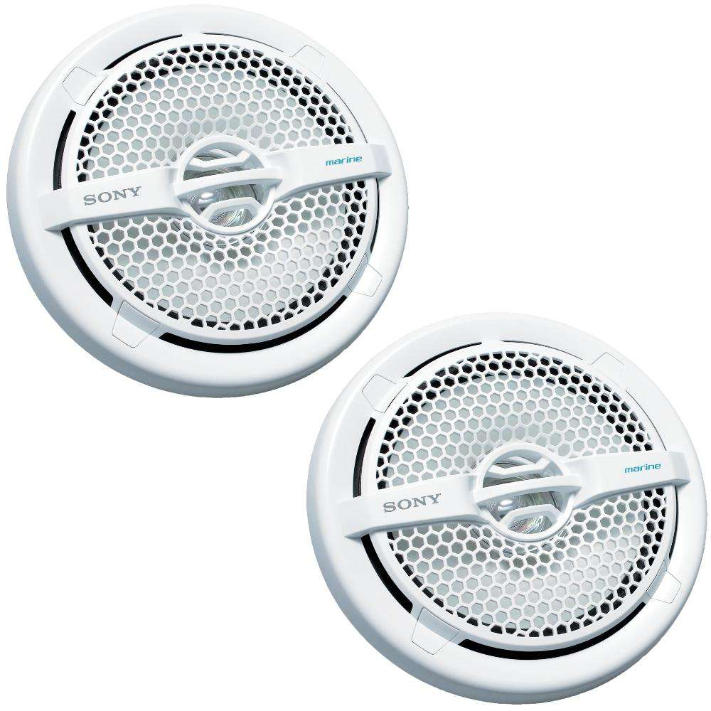 Sony XS-MP1611 Marine Boat Jet Ski Speakers pair