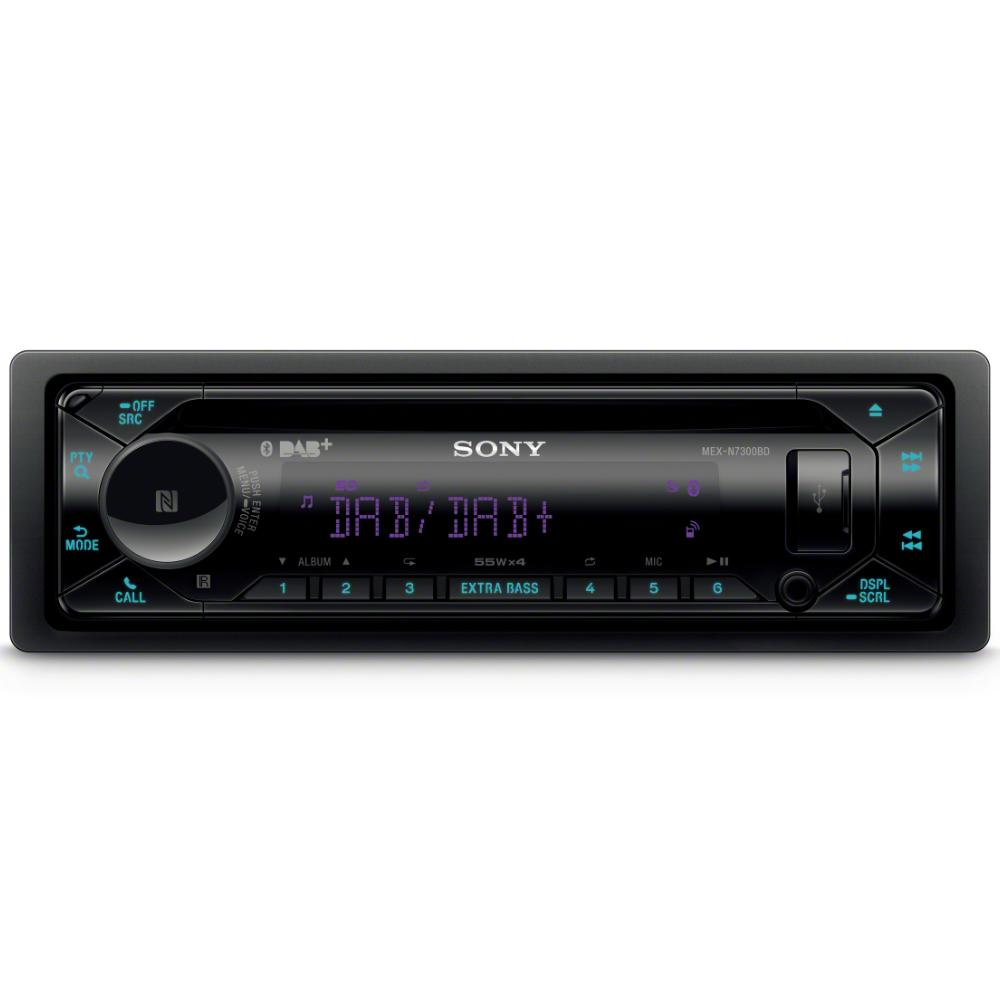 Sony MEX-N7300BD bluetooth